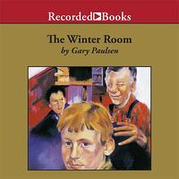 Cover art: The face of child with short, golden hair, an older man, and a man with black hair