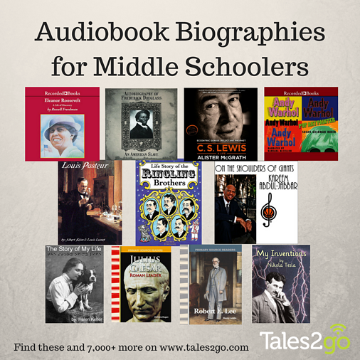 Audiobook Biographies for Middle Schoolers.png