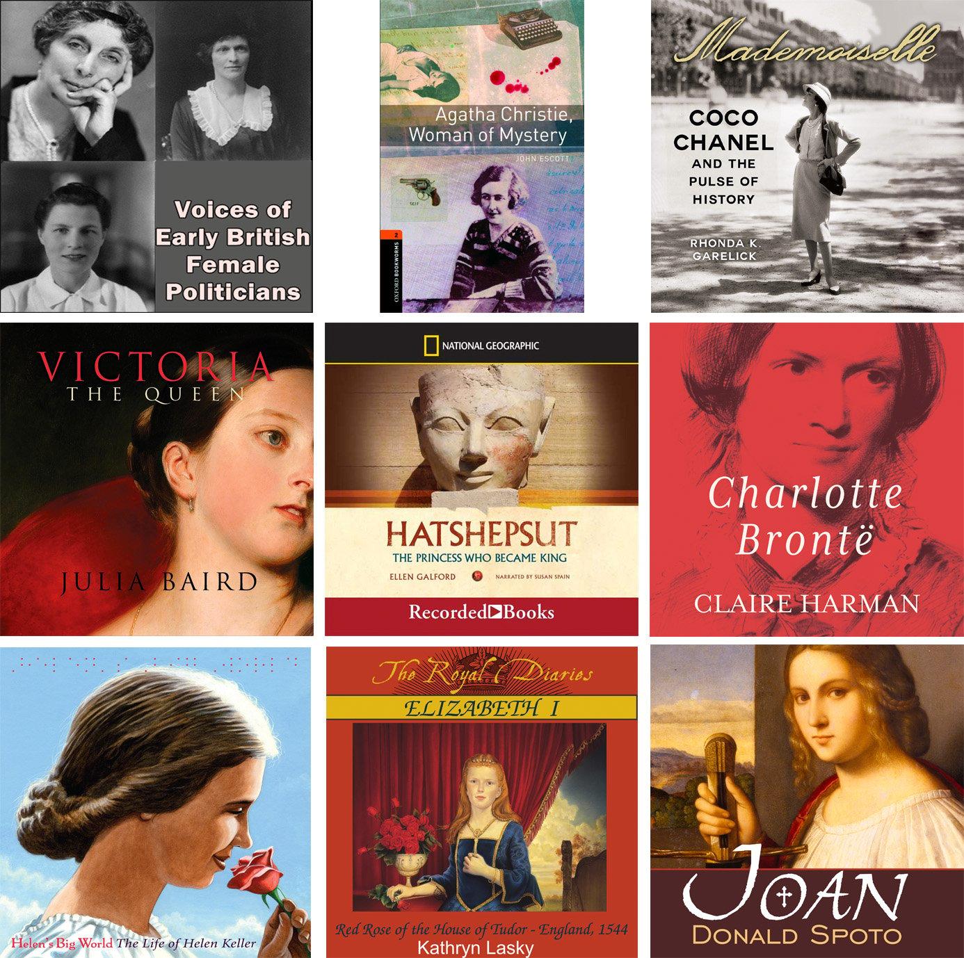 Biographies of Women