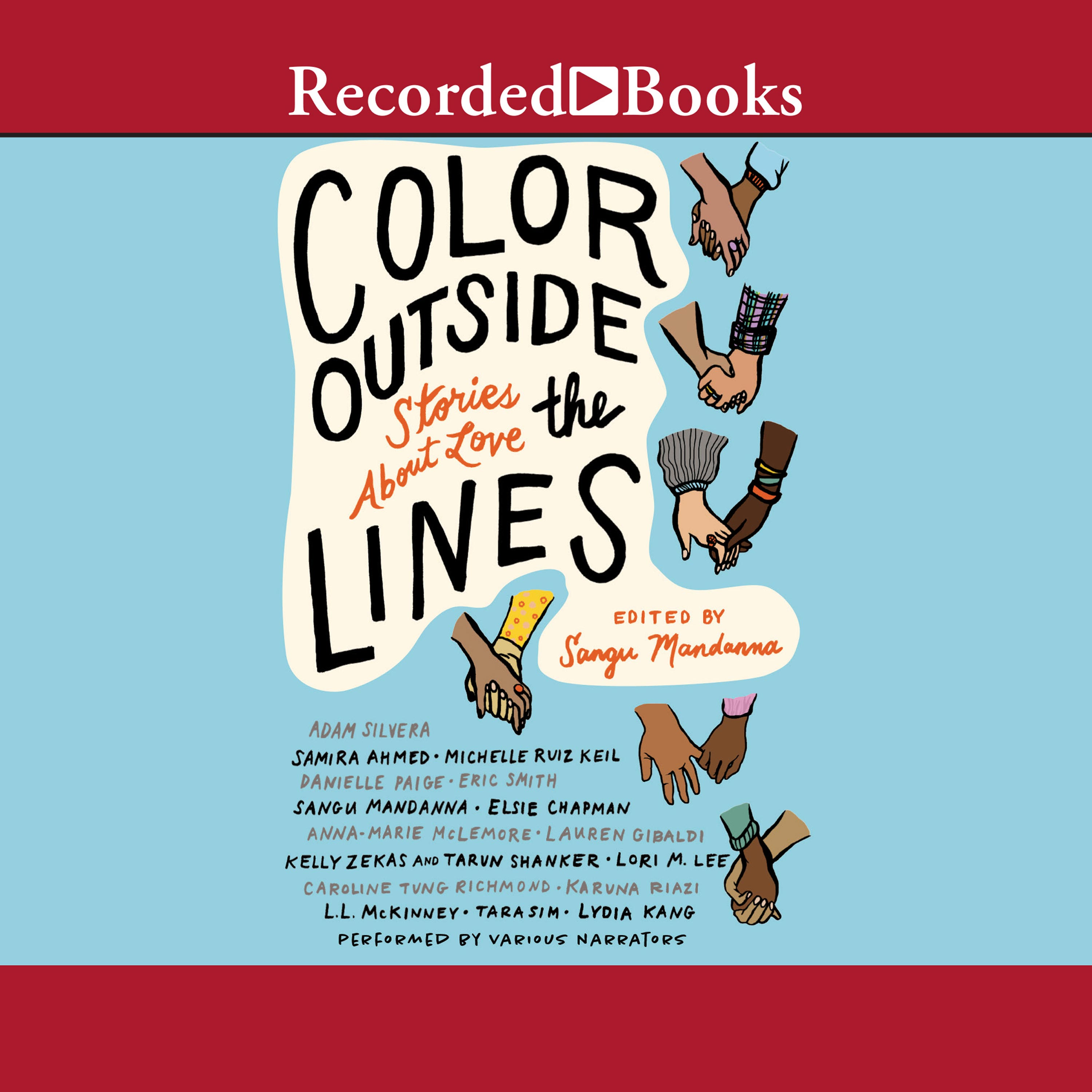 Color Outside the Lines cover art