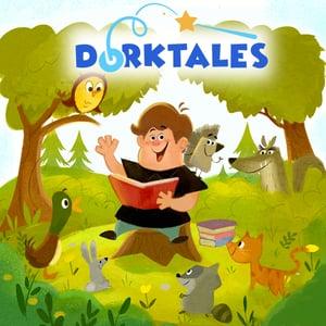 Dorktales Storytime Podcast Art