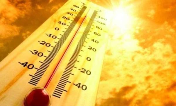 Heat Wave Image