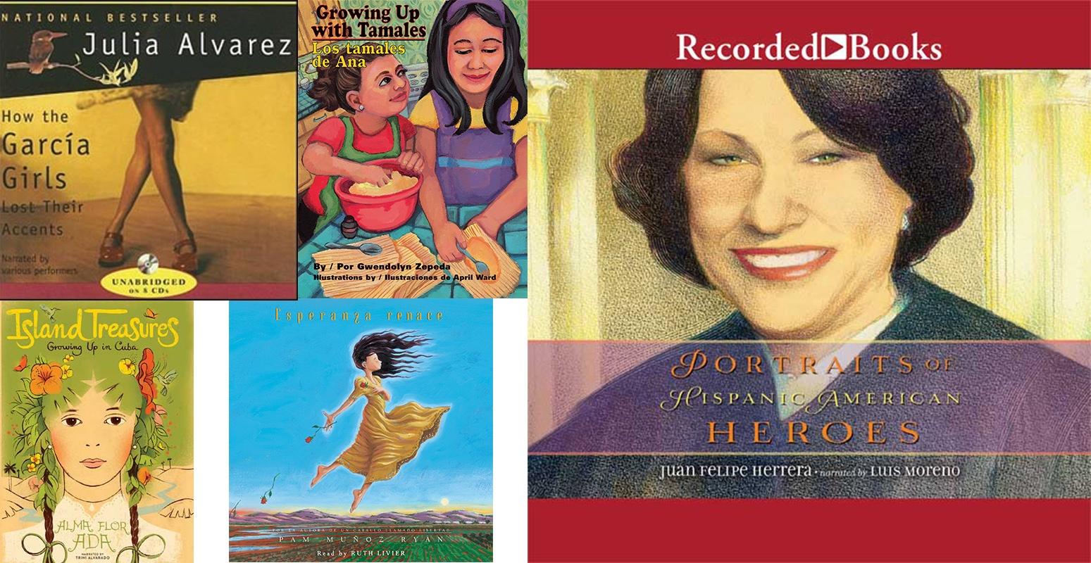 Hispanic Heritage Stories