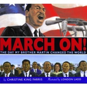 March On