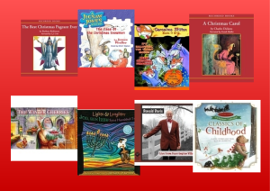 Grades 3 to 5 Titles for Blog