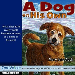dog on his own tales2go audio books