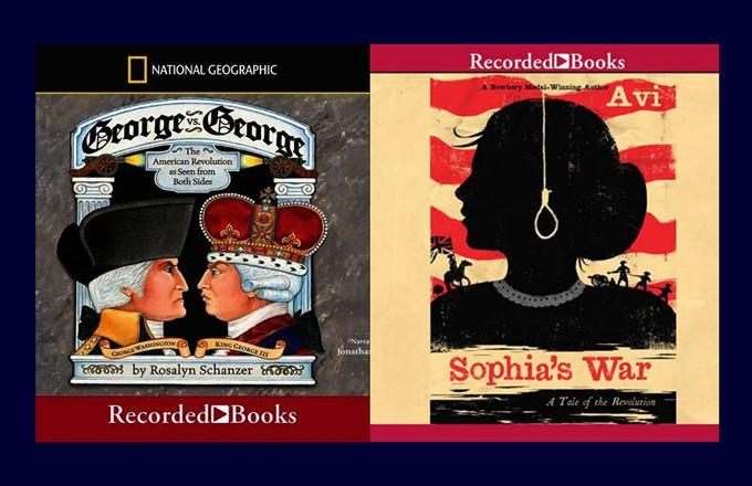 sophia's war and george vs. george