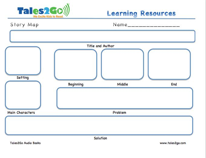 story map tales2go