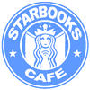 Starbooks Cafe Logo