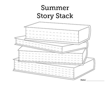 Summer Story Stack
