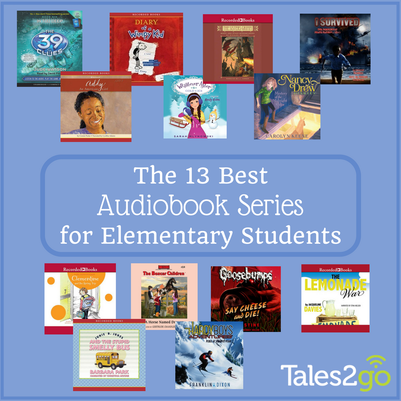 The 13 Best Audiobooks Series for Elementary Students.png